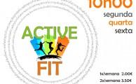 ACTIVE FIT - Porque o desporto é para todos...
