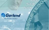 Torneio Internacional Adolfo Roque - Garland - 10, 11 e 12 de Julho