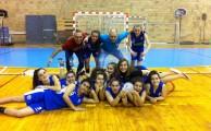 Sub-16 Femininos vence SpeedBasket - São Pedro do Sul