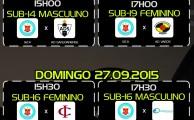 Jogos de Apresentação das Equipas de Basquetebol do GiCA