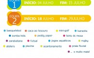 MOV'ÁGUEDA - Atividades de Verão 2016