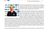 Luis Araujo, novo coordenador técnico de basquetebol