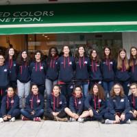Basquetebol | GiCA visita a Benetton