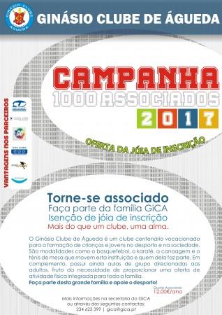 Campanha Sócios 2017