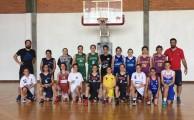 Basquetebol | Atletas do GiCA nos treinos do Projeto 2005