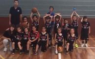 Basquetebol | Resumo Sub-8 e Sub-12 feminino