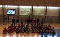 Basquetebol | GiCA organiza encontro Sub-10 da 13ª jornada