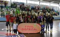 Basquetebol | Sub-16 femininos alcançam 2º lugar na Fase final
