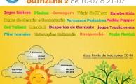 Clube | MOV'AGUEDA - Férias de Verão 2017