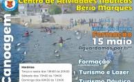 Canoagem | Início de Época no Centro de Atividades Náuticas Bério Marques