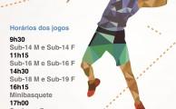 Basquetebol | Jogos de apresentação