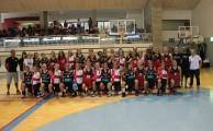 Basquetebol | Triangular Back to Basket