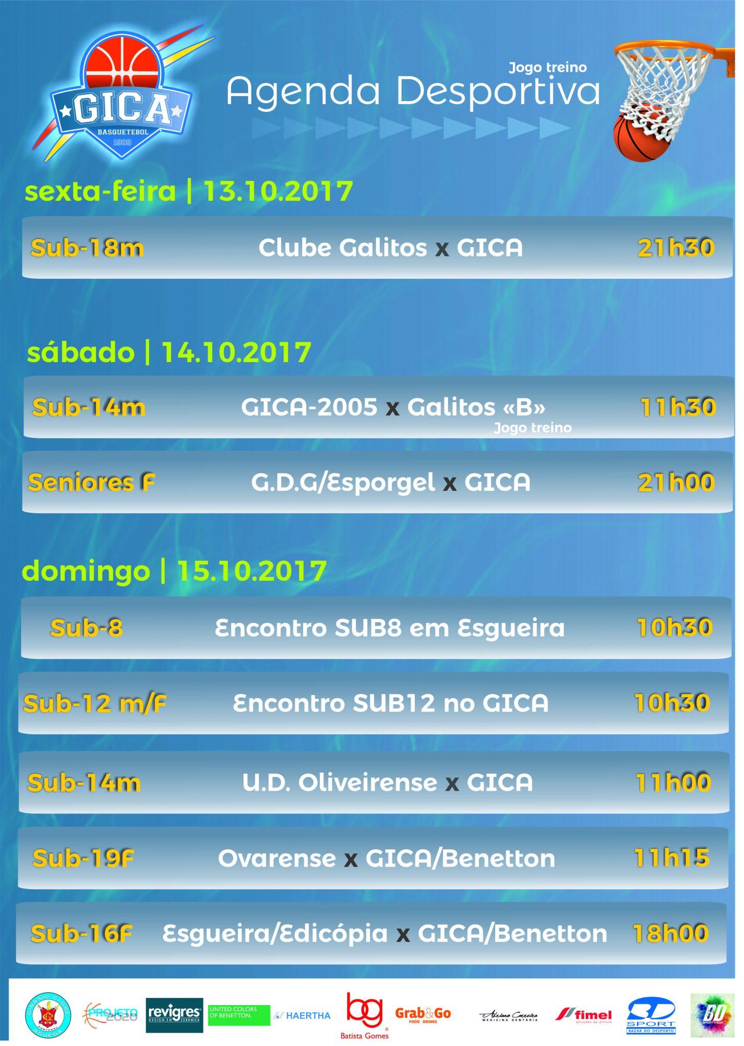 Agenda Desportiva 14-10-2017 (2)