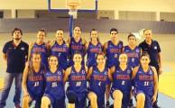 Basquetebol | Seniores femininas não conseguem vencer o ASSSC Cantanhede