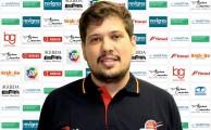 Basquetebol | Treinador Sérgio Silva no clinic da ANTB