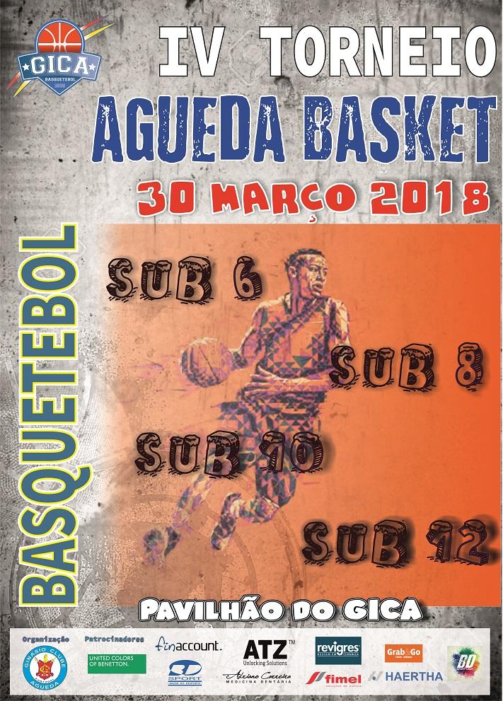 Basquetebol | IV Torneio Águeda Basket – 30 de Março