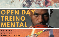 OPEN DAY TREINO MENTAL NO DESPORTO