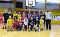 Basquetebol | Atletas do GiCA nos treinos do Projeto 2006 da ABA