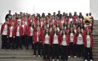 Basquetebol | Bruna Prazeres na XII Festa do Basquetebol Juvenil
