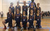 BASQUETEBOL| Encontro do Futuro em Sangalhos com participação das nossas Sub14 Femininas