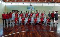 Basquetebol| Águeda acolhe estágio da Seleção Nacional Sub16 Masculinos