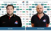 BASQUETEBOL| Renovação de Luís Lobo e Nuno Hipólito