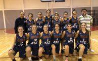 BASQUETEBOL| Seniores Femininas iniciam campeonato da melhor forma