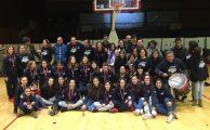 BASQUETEBOL| Sub14 femininas no pódio da Fase Final Distrital