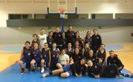 BASQUETEBOL| Equipa B de sub14 feminina entra em ação
