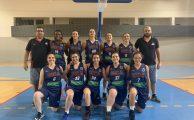 BASQUETEBOL| Sub19 femininas GiCA/Benetton na Fase Final do Torneio Inter-Associações