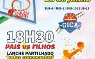 BASQUETEBOL| Festa de Encerramento do Minibasket