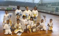 Karate | GiCA representado no 2º Estágio de Formação do ISP por 13 karatecas