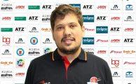 BASQUETEBOL| Treinador Sérgio Silva em curso de Coordenadores Técnicos de Clubes