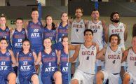 BASQUETEBOL| GiCA/ATZ e GiCA/ISOLPAV arrancam para o Campeonato Nacional