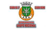 BASQUETEBOL| Sub18 masculinos e Sub16 femininos discutem acesso ao Grupo Nacional
