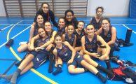 BASQUETEBOL| Sub14 femininas garantem apuramento direto para a Fase Final Distrital