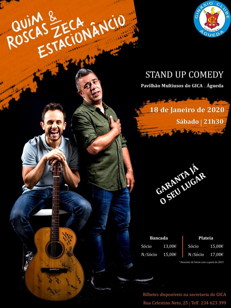 AGENDA CULTURAL | STAND UP COMEDY