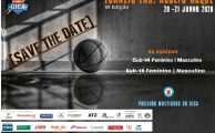 BASQUETEBOL| SAVE THE DATE - TORNEIO ENG. ADOLFO ROQUE