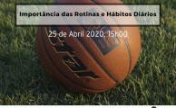 Basquetebol | Novo espaço de Psicologia Desportiva