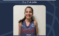 Basquetebol | Ana Neves convocada para o Campus de Observação da FPB