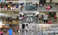 Horário Aulas de Fitness