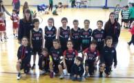 Basquetebol | Sub10 do GiCA em Estarreja