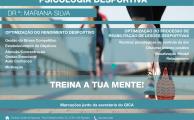 Consultas de Psicologia Desportiva.