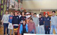 BASQUETEBOL| EQUIPA DE SUB16 DO GICA PARTICIPA NO III TORNEIO VALLIS LONGUS