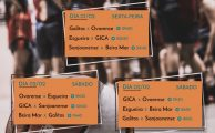 BASQUETEBOL| FASE FINAL DISTRITAL SUB14 FEMININOS