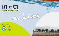 Canoagem | 178 atletas no Rio Águeda