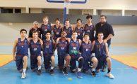 BASQUETEBOL| Sub18 masculinos terminam Torneio Inter-Associações muito perto da Fase Final
