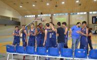 BASQUETEBOL| Sub16 masculinos terminam Torneio Inter-Associações na 2.ª posição