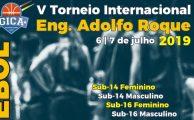 BASQUETEBOL   V TORNEIO ENG. ADOLFO ROQUE