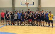 BASQUETEBOL  Termina a primeira semana de Back To Basket